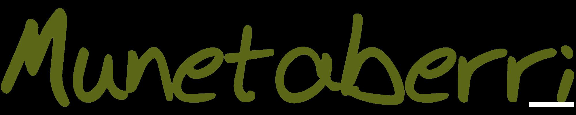 Txakoli Bilbao Munetaberri logotipo